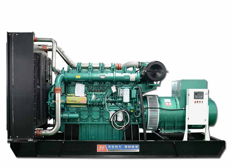 1000kw玉柴发电机组
