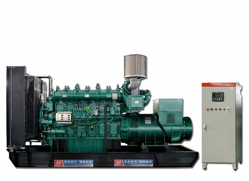 600kw玉柴发电机组